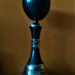 Trofeu de 3r classificat al Torneig Eurokorfbal
